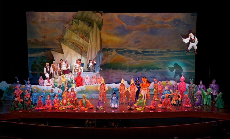 BWW Review: DISNEY'S THE LITTLE MERMAID by Variety Theatre