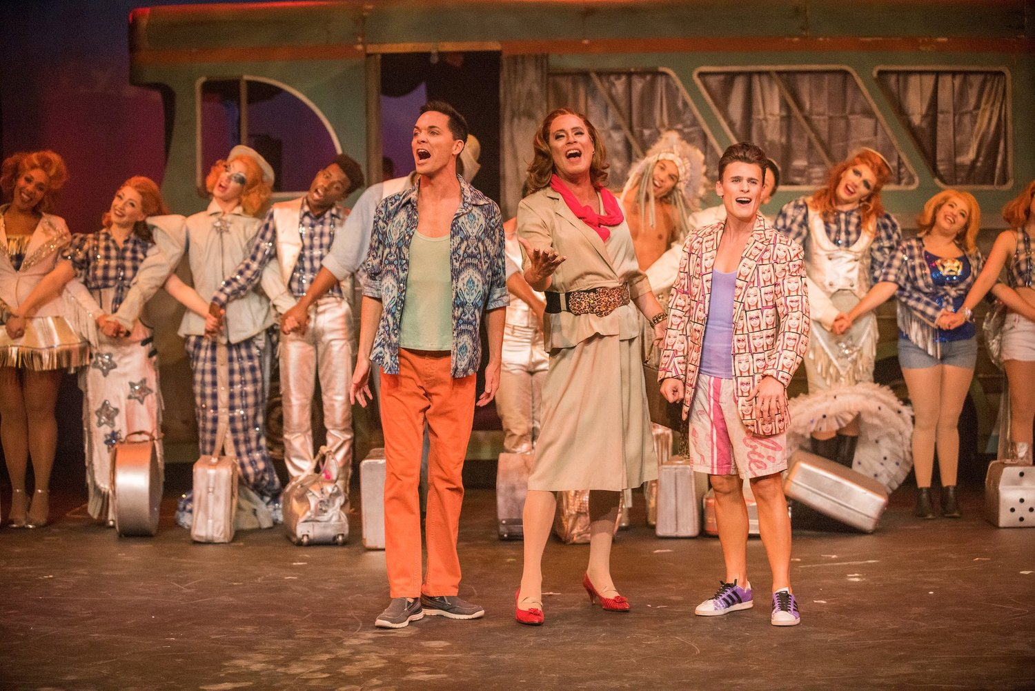 BWW Review: PRISCILLA QUEEN OF THE DESERT at Uptown Players