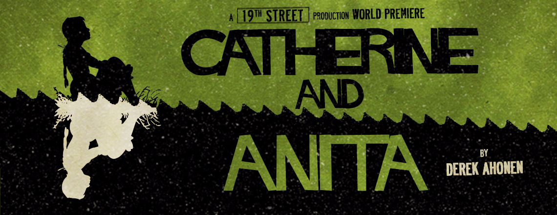 BWW Interview: Derek Ahonen Talks CATHERINE AND ANITA at King's Head Theatre