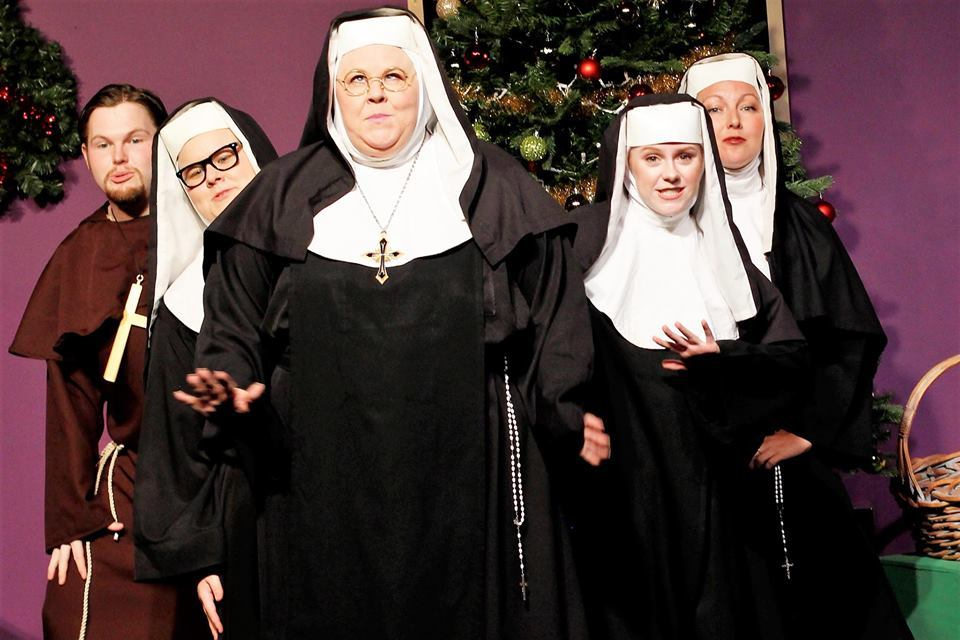 BWW Review: Desert Stages Theatre's NUNCRACKERS is a Hilarious Holiday Musical
