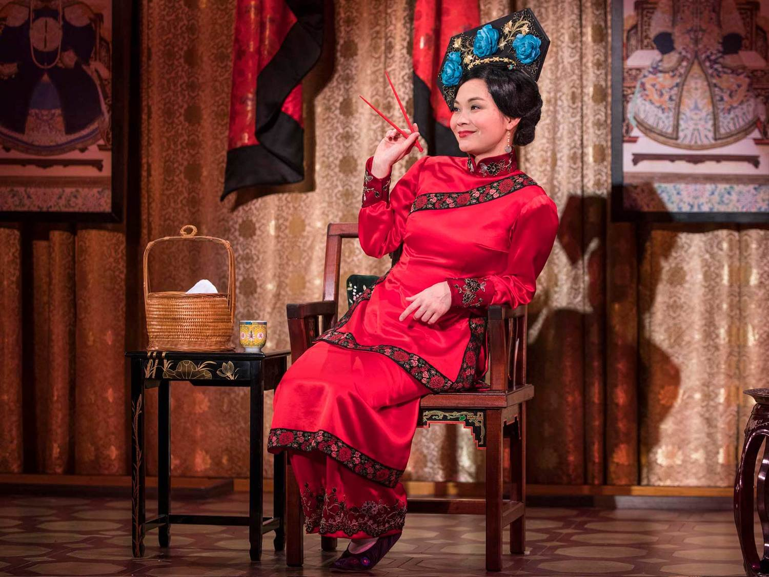 BWW Review: Spellbinding CHINESE LADY Gives Voice to Lost History at The Milwaukee Rep