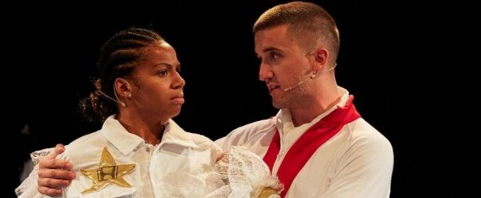 BWW Review: HAMILTON (LEWIS) A MUSICAL PARODY, King's Head Theatre