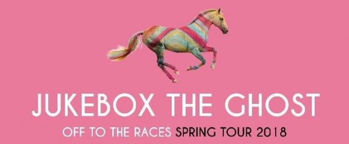 Jukebox the Ghost Announces US Tour; Announces New Album 'Off To The Races'