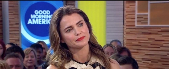 Keri Russell Says BURN THIS Was Too Big An Adventure to Pass Up