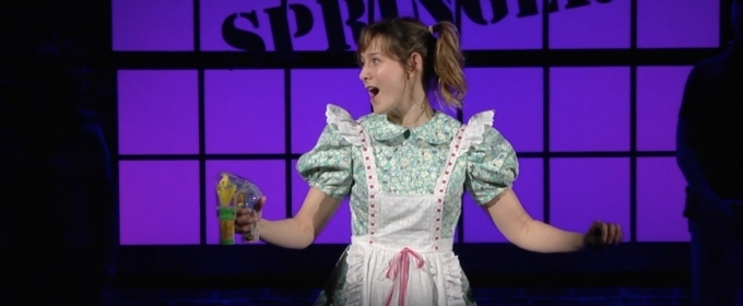 BWW TV Exclusive: Watch Jill Paice Get Her Moment in a Scene from JERRY SPRINGER: THE OPERA
