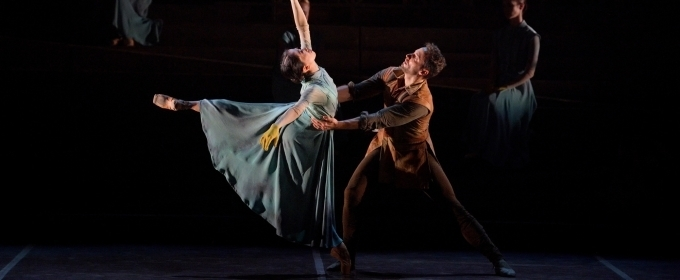 BWW Review: ENGLISH NATIONAL BALLET'S LEST WE FORG...
