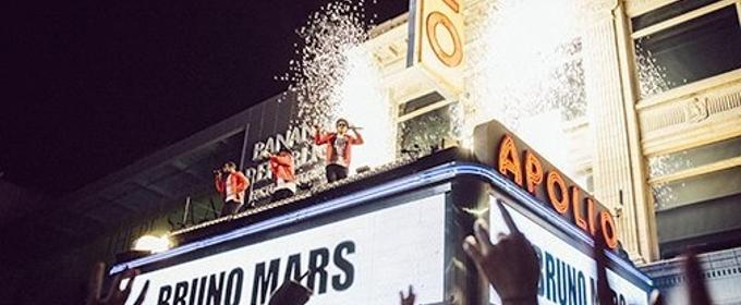 CBS To Rebroadcast BRUNO MARS: 24K MAGIC LIVE AT THE APOLLO on 1/26