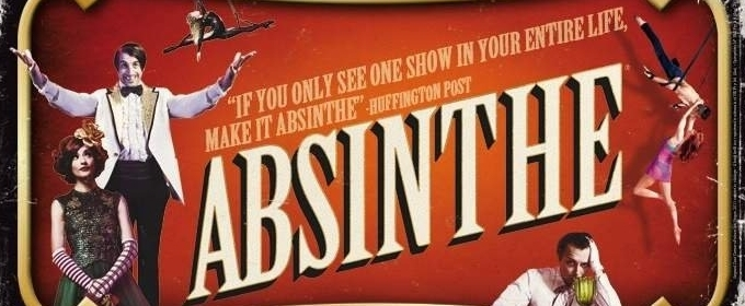 ABSINTHE At Caesars Palace to be Featured on the Season Two Premiere of VEGAS CAKES 4/9