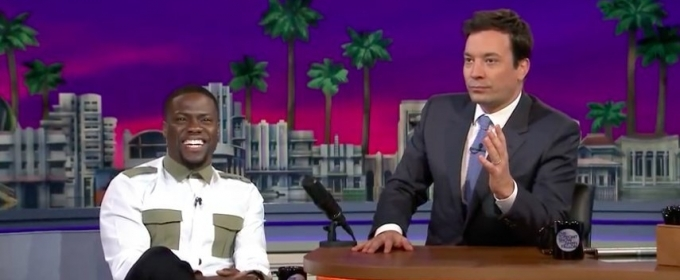 Kevin Hart to Co-Host THE TONIGHT SHOW STARRING JIMMY FALLON Next Week