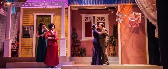 Photo Flash: CPT and TPC Stage Co-Production of EN EL TIEMPO DE LAS MARIPOSAS/IN THE TIME OF THE BUTTERFLIES