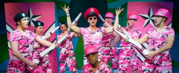 BWW Review: ZANNA, DON'T! at Island City Stage