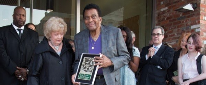 Charley Pride Selected for the Mississippi Arts + Entertainment Experience (The MAX) Hall of Fame Class of 2018
