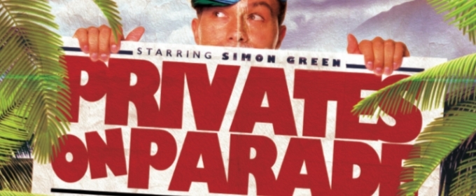 BWW TV Exclusive: PRIVATES ON PARADE's Simon Green and Kirk Jameson Talk Sondheim, THE KANDER AND EBB REVUE, and More