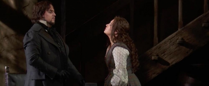 VIDEO: Get A First Look At LUISA MILLER at The Met Opera