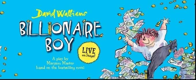 Arts Centre Melbourne And CDP Kids Present BILLIONAIRE BOY