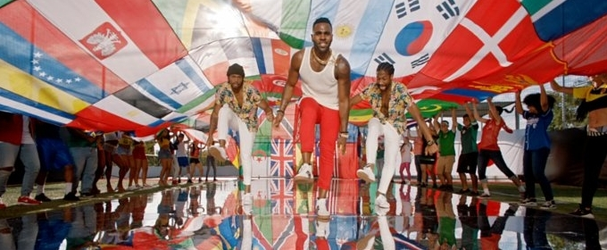 Image result for Jason Derulo - Colors (Official Music Video) The Coca-Cola Anthem for the 2018 World Cup