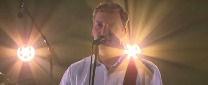 VIDEO: George Ezra Performs 'Paradise' on THE LATE LATE SHOW