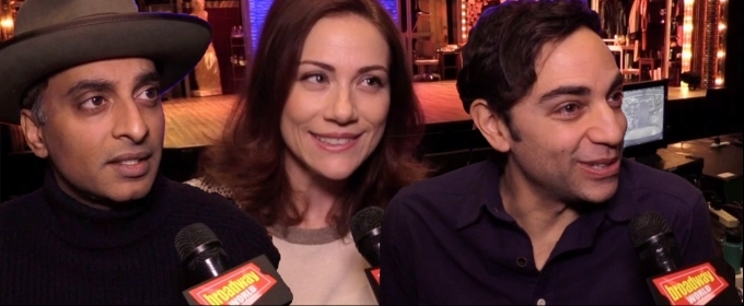 BWW TV: They've Got a Good Thing Going! Go Inside Rehearsals for MERRILY WE ROLL ALONG