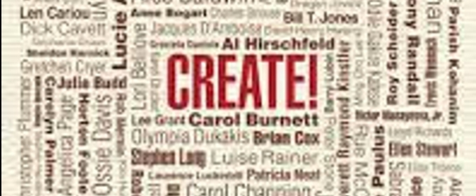 Book Event Panel Discussion On 'The Art Of Creativity' Comes to The Lambs, 3/12
