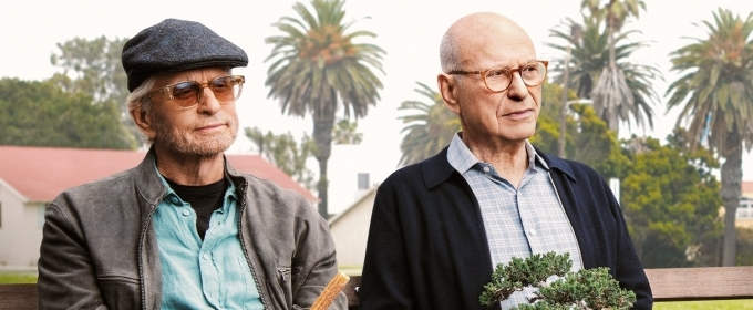 VIDEO: Michael Douglas and Alan Arkin Return To TV in THE KOMINSKY METHOD