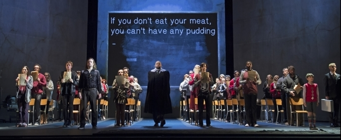 Review Roundup: Cincinnati Opera Presents ANOTHER BRICK IN THE WALL, A Pink Floyd Opera