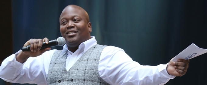 Tituss Burgess' THE PREACHER'S WIFE Musical Will Get NYC Reading, Helmed by Michael Arden