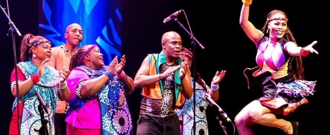 Grammy-Winning Soweto Gospel Choir Comes to The CCA