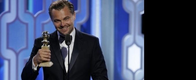 Leonardo DiCaprio Will Star in Quentin Tarantino's Manson Film