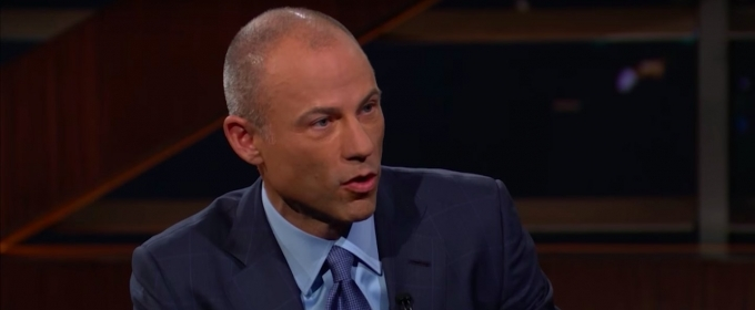 VIDEO: Michael Avenatti Talks Stormy Daniels Lawsuit on REAL TIME WITH BILL MAHER
