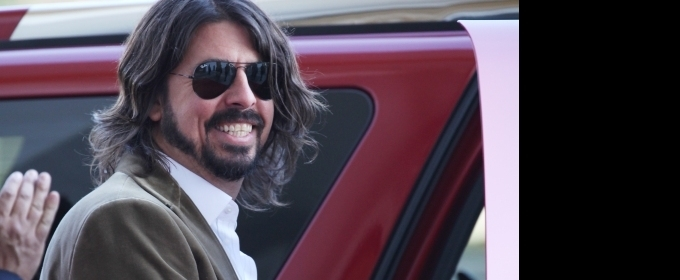 Dave Grohl to Headline Autism Speaks' 'Into The Blue' Gala