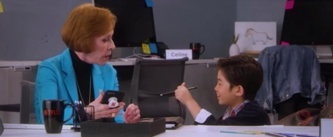 VIDEO: Check Out the First Teaser for Upcoming Netflix Original Series A LITTLE HELP WITH CAROL BURNETT