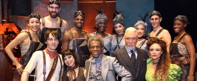 Meet the Cast of HADESTOWN- Now in Previews!