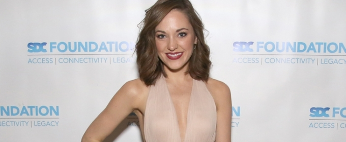 Laura Osnes To Star In Hallmark Holiday Film IN THE KEY OF LOVE