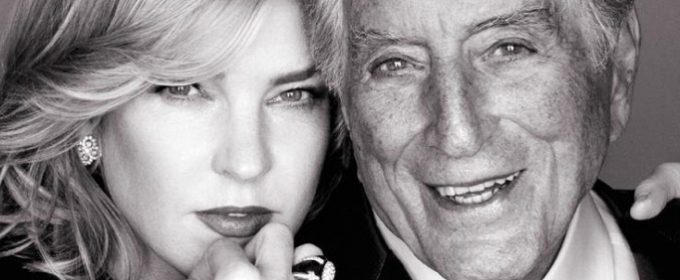 Tony Bennett And Diana Krall Celebrate The Gershwins On Their Collaborative New Album