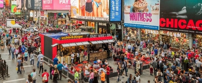 TSQ MKT by Urbanspace and Times Square Alliance New Daily Deals