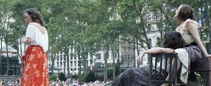 New York City Opera Presents CARMEN in Bryant Park