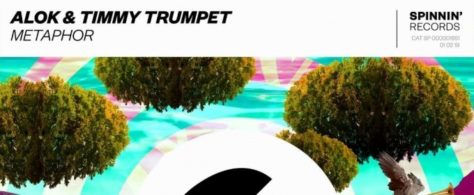 ALOK & TIMMY TRUMPET 'METAPHOR' OUT NOW VIA SPINNIN' RECORDS ile ilgili görsel sonucu