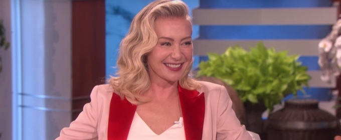 VIDEO: Portia de Rossi Discusses Why She Quit Acting on THE ELLEN SHOW