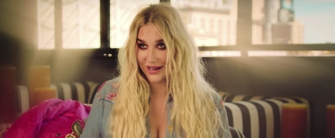 VIDEO: Kesha Releases I NEED A WOMAN Music Video