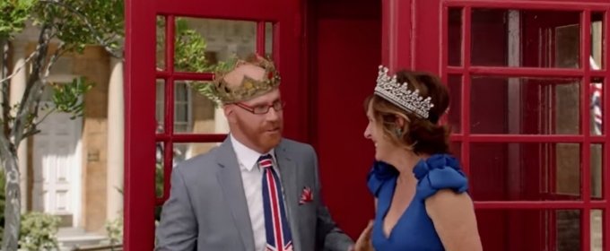 Video The Royal Wedding Live With Cord Tish Ft Will Ferrell
