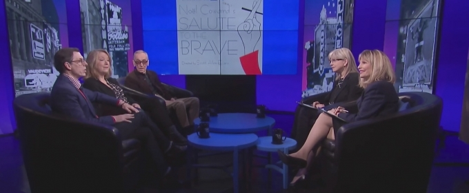 Theater Talk: Spotlight on TACT's SALUTE TO THE BRAVE