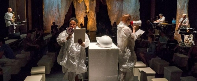 BWW Review: Forget Mozart. It is THE FORCE OF THINGS that Begs Our Attention