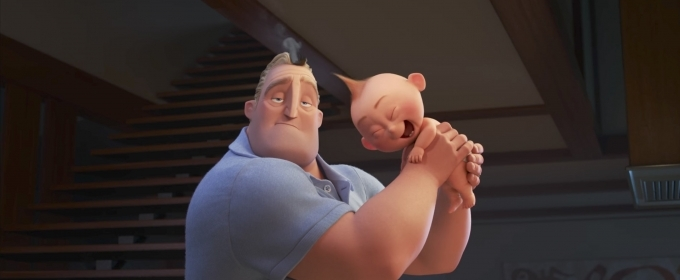 VIDEO: They're Finally Back! INCREDIBLES 2 Releases New Teaser Trailer
