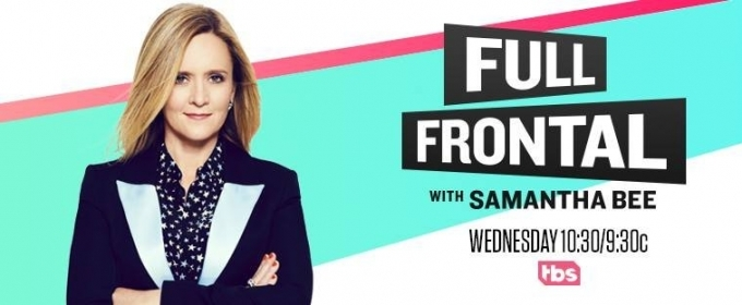 FULL FRONTAL WITH SAMANTHA BEE Announces 'This Is Not a Game: The Game'