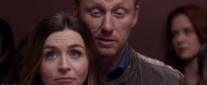 VIDEO: See the Latest Promo for Next Week\'s GREY\'S ANATOMY