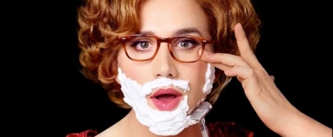 Photo Flash: First Look at Santino Fontana in Drag for TOOTSIE!