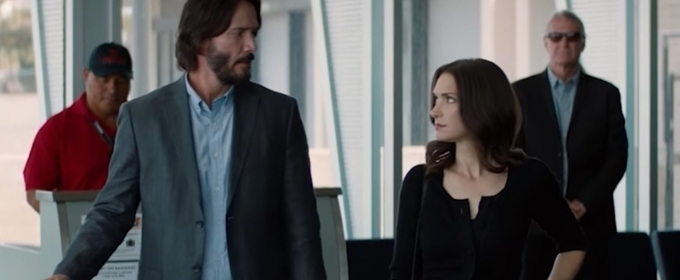 VIDEO: Watch Winona Ryder and Keanu Reeves Reunite in the Official Trailer DESTINATION WEDDING