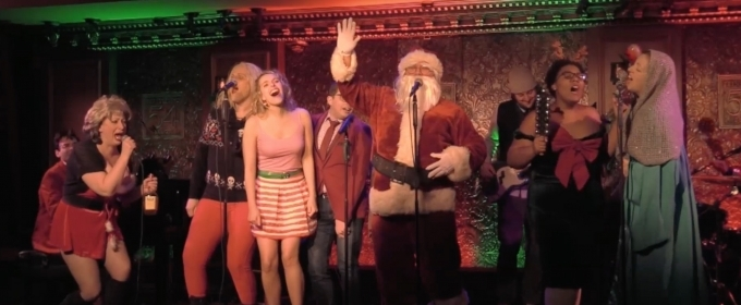 BWW TV: Joe Iconis, Caissie Levy & More Get Ready to Celebrate the Holidays at Feinstein's/54 Below!