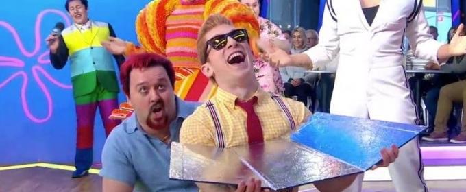 VIDEO: Cast of SPONGEBOB SQUAREPANTS Performs Live on GMA