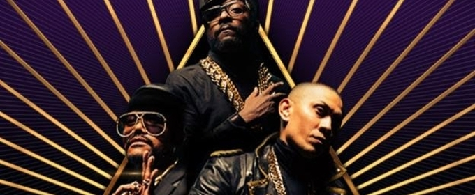 The Black Eyed Peas Announce MASTERS OF THE SUN U.K. Tour